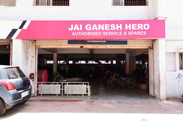 Jai Ganesh Hero Bikes Morbi